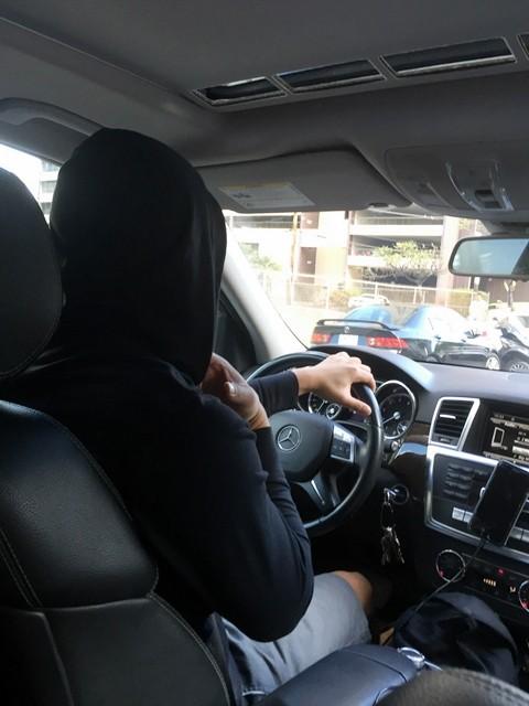 Uber運転手