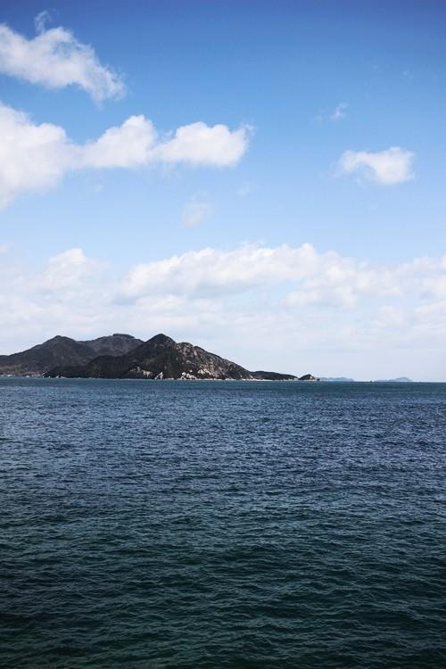 しまなみ海道と海