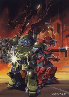 装甲騎兵ボトムズ1983