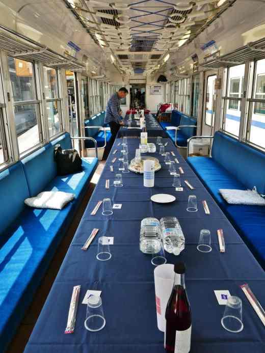 日本酒電車3