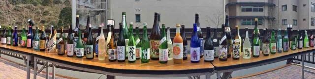 日本酒電車10