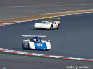 トヨタ7&ニッサンR381