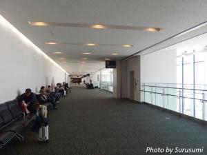 成田第3ターミナル搭乗口 3F