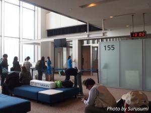 成田第3ターミナル 搭乗口