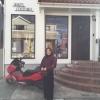 小島さんバイク