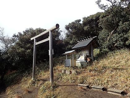 20170103入道ヶ岳12