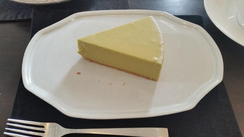 ピスタチオケーキ