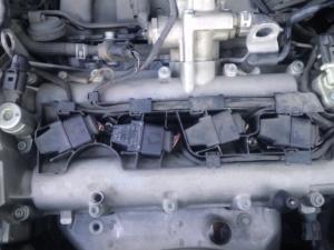 トゥーラン エンジン不調(1TBLP) 交換後