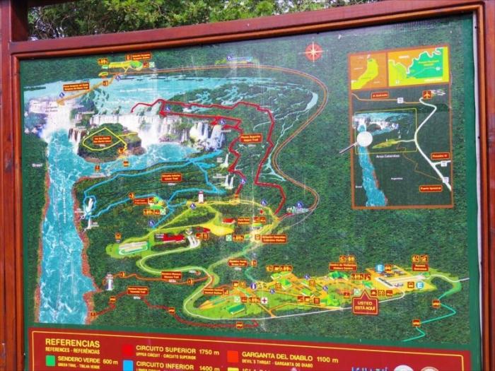 イグアスの滝 (11)