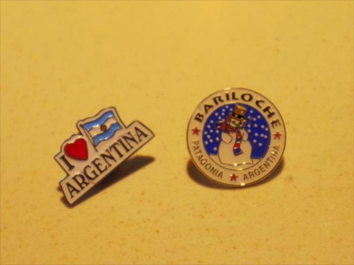 アルゼンチンバリローチェバッチ (2)