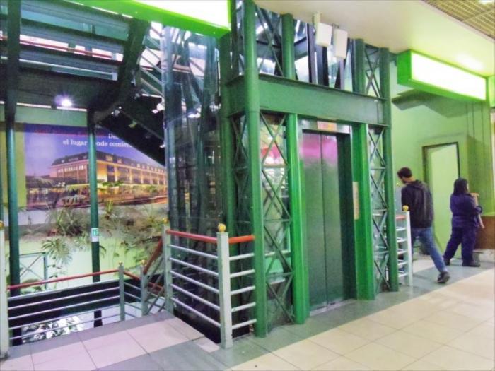 サンティアゴバスターミナル (2)