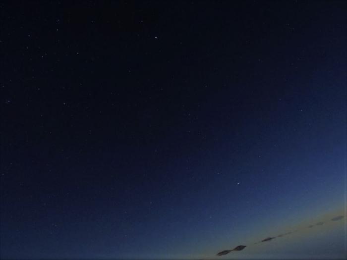 ウユニサンセット&星空 (232)