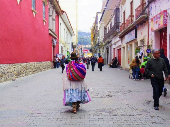 ラパスの街歩き (9)