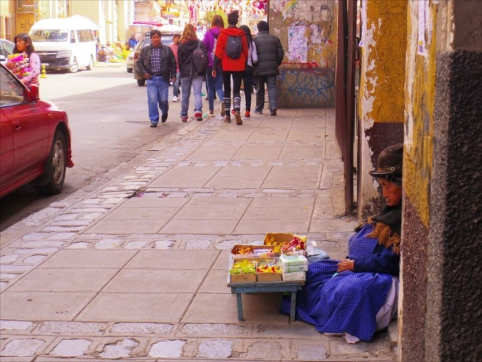 ラパスの街歩き (36)