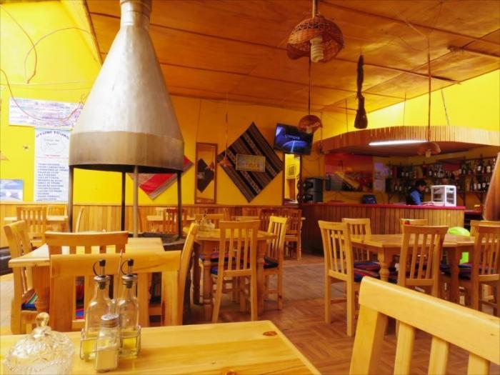 ウユニのカフェ (4)