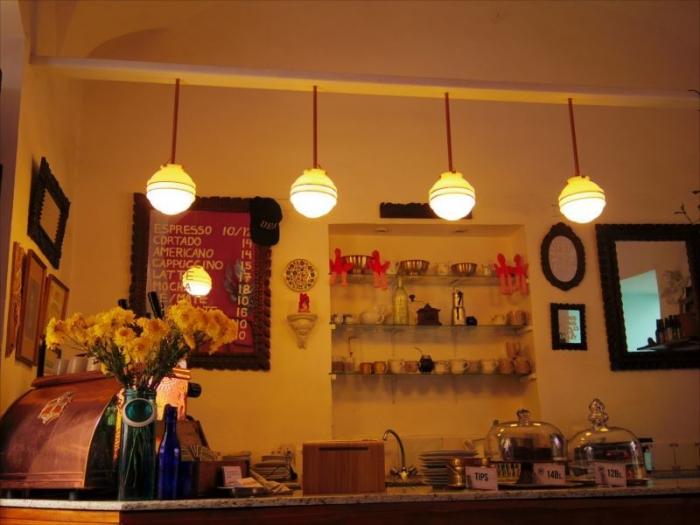 ラパスお気に入りカフェ (4)