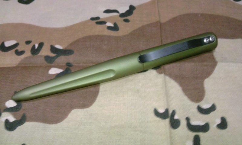 MIL-TAC タクティカルディフェンスペン1