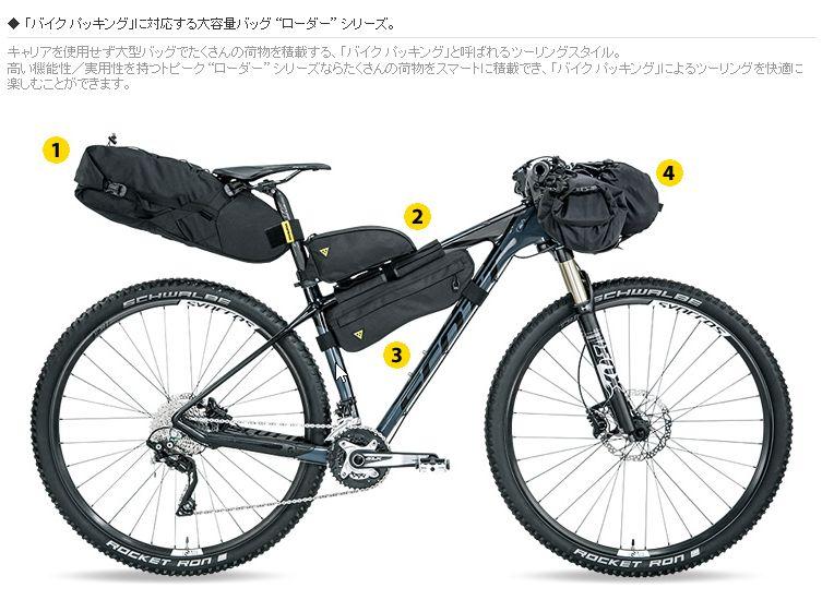 トピーク ローダーシリーズ