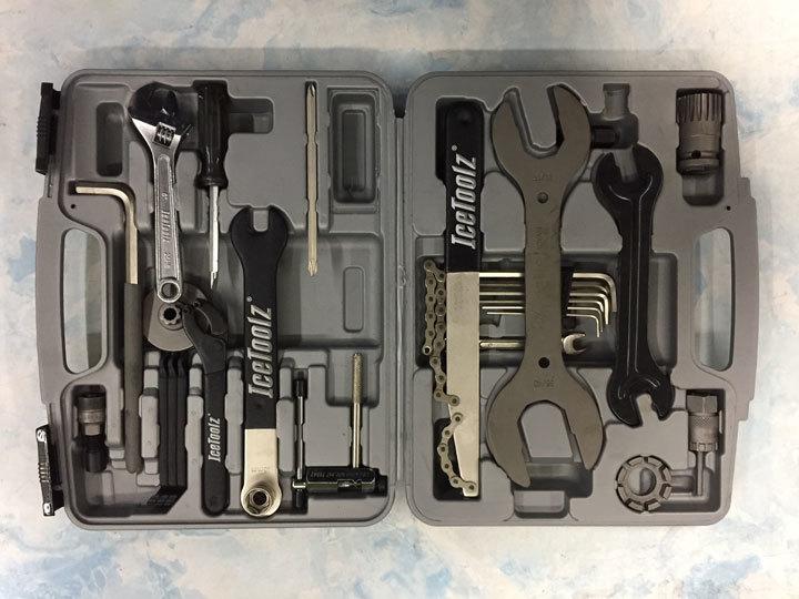 IceToolz 工具セット MINI WORKS_02