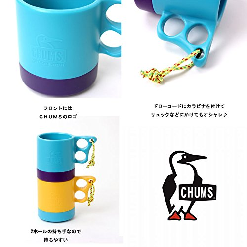 CHUMS チャムス Camper Mug Cup 2_02