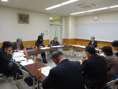 3月4日の除幕式等を確認した実行委員会