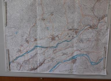 牛首や小立野台の地図も