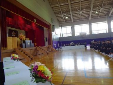 70回目の入学式