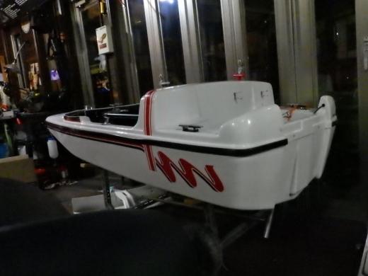 ミニボート改造 (21)
