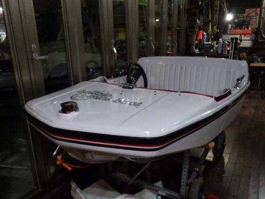 ミニボート改造 (18)