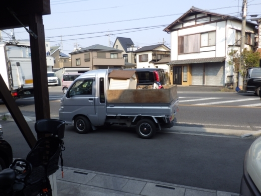ドカティ納車 (13)