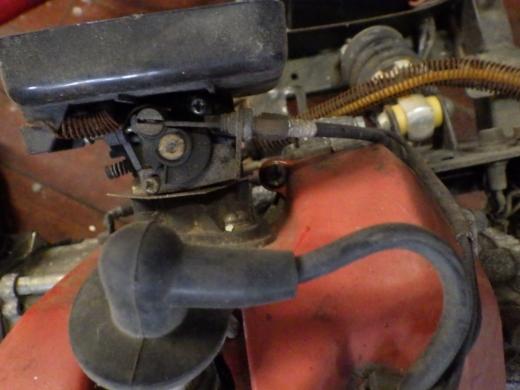 エンジン付きキックボード分解 (14)
