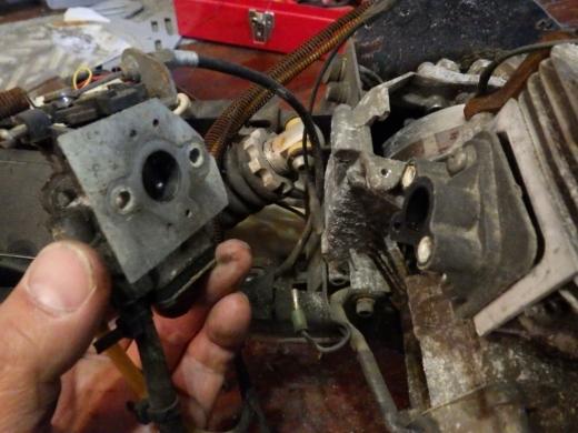 エンジン付きキックボード分解 (31)