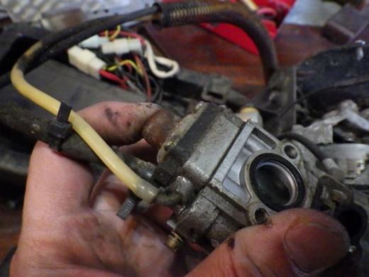 エンジン付きキックボード分解 (32)