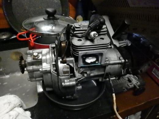 エンジン付きキックボード分解 (44)