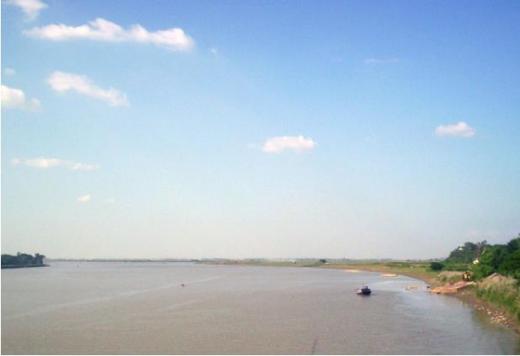 ビルマシッタン河1