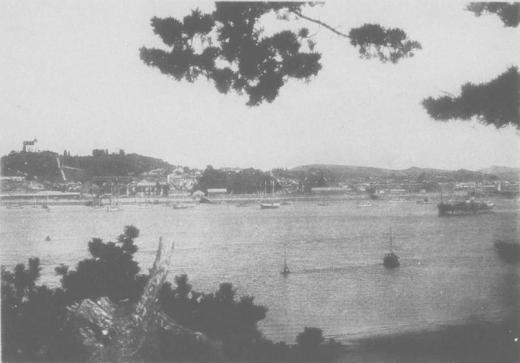 朝鮮港湾仁川港1