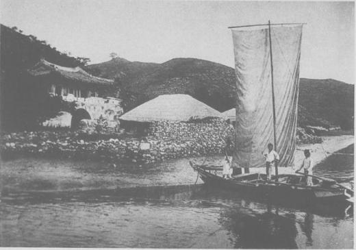 朝鮮港湾船1