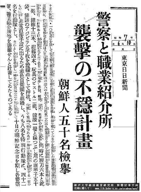 人民戦線全協検挙1