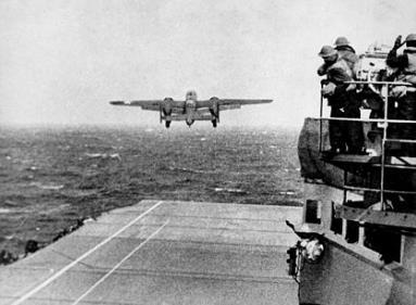 アヘンドーリットル空襲1