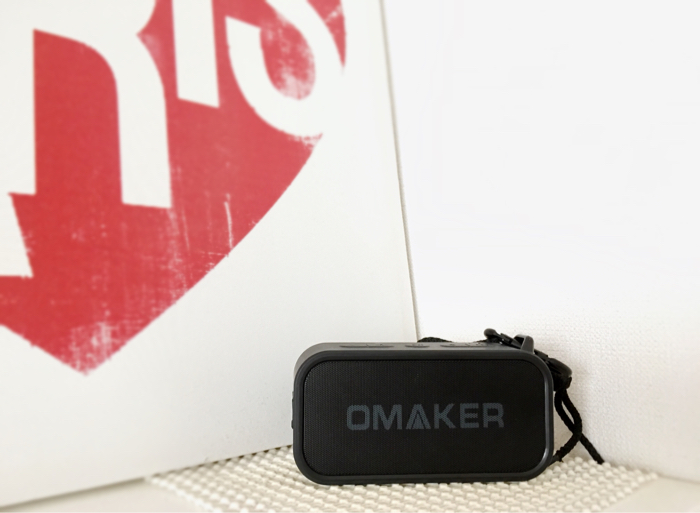 OMAKER M6 bluetoothスピーカーレビュー