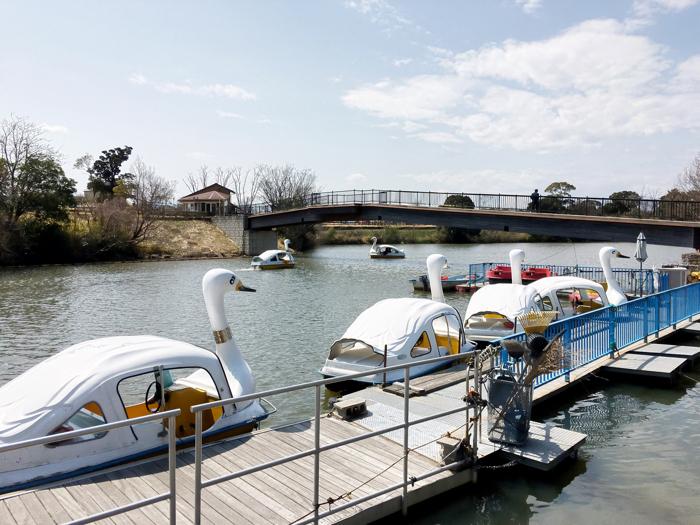 淡路島旅行イングランドの丘ボート