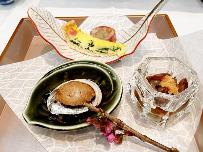 淡路島旅行ホテルニューアワジ淡路夢泉景料理