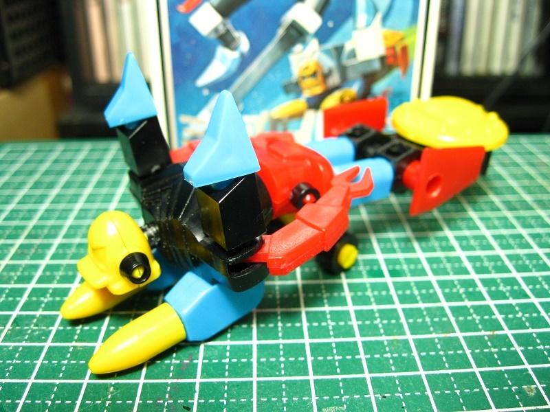 アオシマ ミニ変形シリーズ RCMKⅡマック