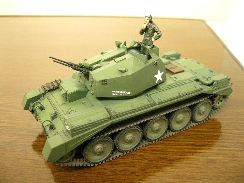 クルセーダーMk-3対空砲