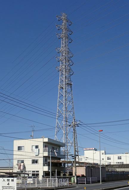入間線4号鉄塔