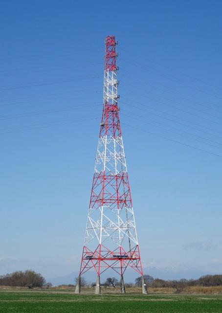 入間線13号鉄塔