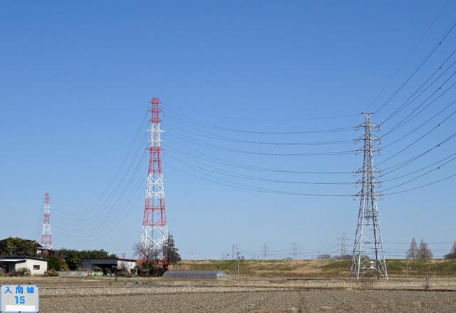 入間線15号鉄塔