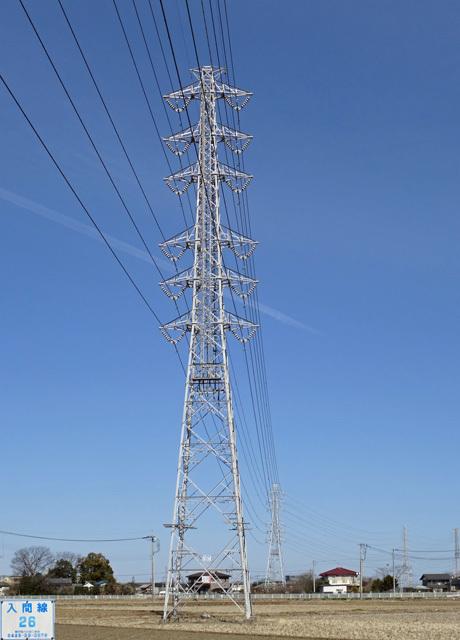 入間線26号鉄塔
