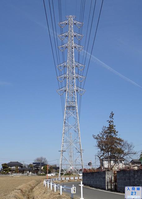 入間線27号鉄塔