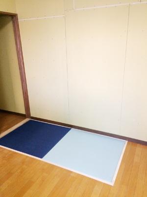 琉球畳 青